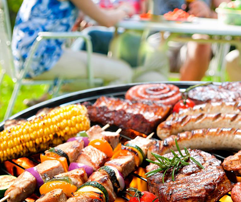 grillmat catering